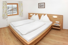 Tarlack_Appartments_Leogang_Fahnenkoepfl_Appartement1-Schlafzimmer